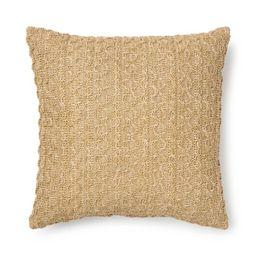 2pc Throw Pillow Set Macrame Natural - Opalhouse™   Target