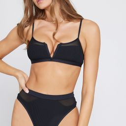 ribbed palonia bikini bottom | L*Space