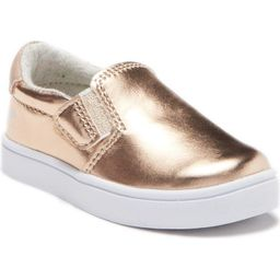 Madison Metallic Slip-On Sneaker   Nordstrom Rack