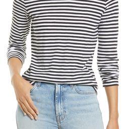 Long Sleeve Crewneck T-Shirt   Nordstrom