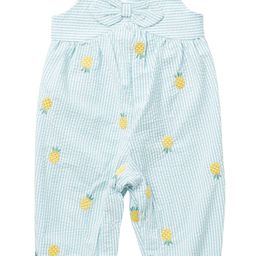 Pineapple Embroidered JumpsuitGERSON AND GERSON   Nordstrom Rack