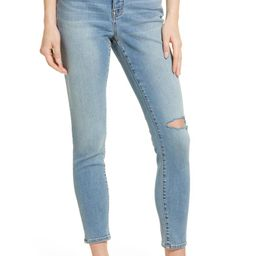 Curvy Roadtripper Authentic Ripped Skinny Jeans | Nordstrom Canada
