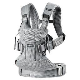 BABYBJORN Baby Carrier Free, 3D Mesh, Gray | Amazon (US)