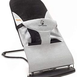 Ergonomic Baby Bouncer Seat - Bonus Travel Carry Case Included - Safe, Portable Rocker Chair with... | Amazon (US)