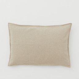 Linen-blend Cushion Cover | H&M (US)