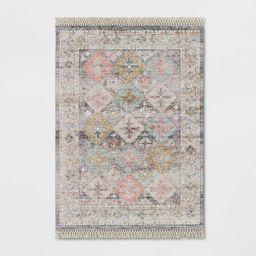 Geometric Printed Tile Persian Rug - Opalhouse™   Target