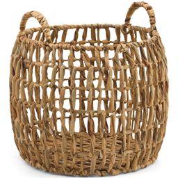 Small Vertical Twist Basket   TJ Maxx