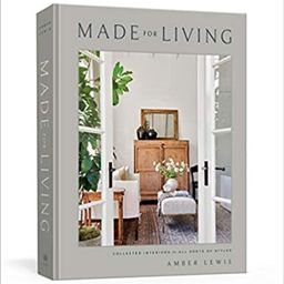 Made for Living: Collected Interiors for All Sorts of Styles   Amazon (US)
