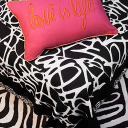 Animal-patterned Cushion Cover | H&M (US)