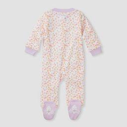 Burt's Bees Baby® Baby Girls' Petal Rain Sleep N' Play - Purple Newborn | Target