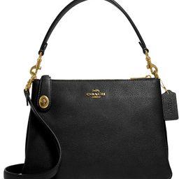 Pebble Leather Crossbody Bag | Nordstrom | Nordstrom