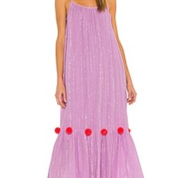 Sundress Clea Summer Dress in Pacific Lavender & Fuchsia from Revolve.com   Revolve Clothing (Global)