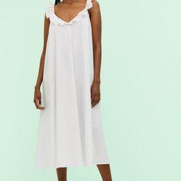 Ruffle-detail Dress   H&M (US)
