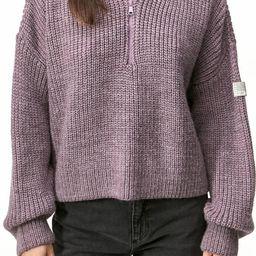 Fisherman Half Zip Sweater | Nordstrom | Nordstrom