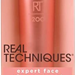 Real Techniques Professional Foundation Makeup Brush, For Even Streak Free Application, Packaging...   Amazon (US)
