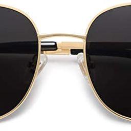 SOJOS Classic Square Sunglasses for Women Men with Spring Hinge AURORA SJ1137 | Amazon (US)