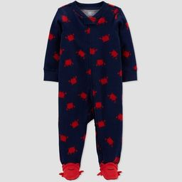 Baby Boys' Crab Sleep N' Play - Just One You® made by carter's Navy | Target