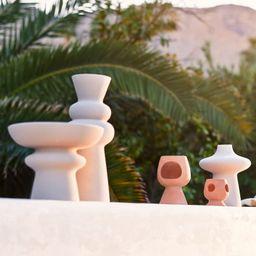 Large Stoneware Vase   H&M (US)