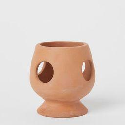 Terracotta Tea Light Holder   H&M (US)