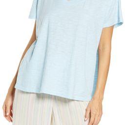 Women's Katie Organic Cotton Lounge T-Shirt | Nordstrom