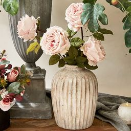 Handcrafted Weathered Terra Cotta Vases   Pottery Barn (US)