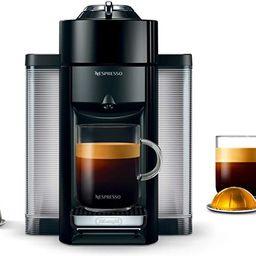 DeLonghi America, Inc ENV135B Nespresso Vertuo Evoluo Coffee and Espresso Machine, Black | Amazon (US)