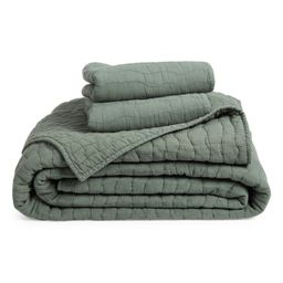 Soft Wash Wave Quilt & Sham Set   Nordstrom   Nordstrom