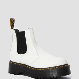 DR MARTENS 2976 Smooth Leather Platform Chelsea Boots | Dr Martens (FR)