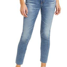 The Prima Raw Hem Ankle Skinny Jeans | Nordstrom | Nordstrom
