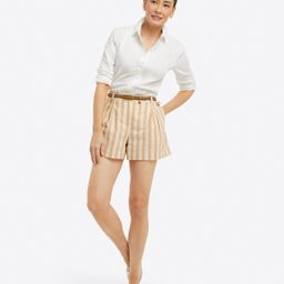 Everyday Shorts in Awning Stripe   Draper James (US)
