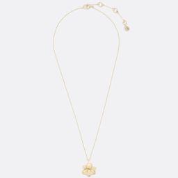 Magnolia Pendant Necklace   Draper James (US)