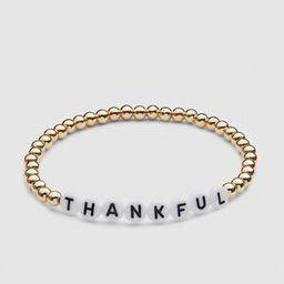 Thankful Stretch Bracelet | Lane Bryant (US)
