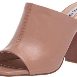 Steve Madden Women's Mule Heeled Sandal | Amazon (US)
