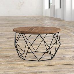 Ahart Frame Coffee Table   Wayfair North America