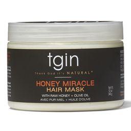 Honey Miracle Hair Mask 12oz   Sally Beauty Supply