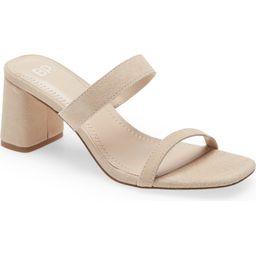 Emmie Block Heel Slide Sandal   Nordstrom   Nordstrom