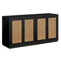 Cane Weave Astrid Console Cabinet | Ballard Designs, Inc.
