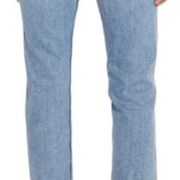 The Tomcat Ripped Crop Straight Leg Jeans   Nordstrom   Nordstrom