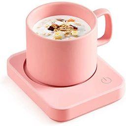 VOBAGA Coffee Mug Warmer, Electric Coffee Warmer for Desk with Auto Shut Off, 3 Temperature Setti...   Amazon (US)