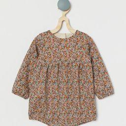 Cotton Romper Suit | H&M (US)