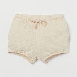 Cotton Puff Pants | H&M (US)