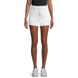 Time and Tru Women's 5-Button Core Shorts | Walmart (US)