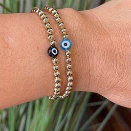 The Golden Eye Bracelet | Etsy (US)