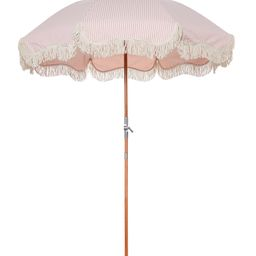 Lauren's Pink Stripe Premium Beach Umbrella   Dillards
