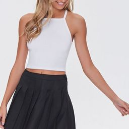 Pleated A-Line Mini Skirt | Forever 21 (US)