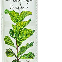 Fiddle Leaf Fig Tree Fertilizer (16 oz) Ficus Plant Food   Improves Leaves and Branches   Potted ...   Amazon (US)