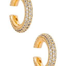 Lili Claspe Cami Ear Cuff Set in Gold from Revolve.com | Revolve Clothing (Global)
