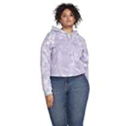 Volcom Women's Clouded Pullover Hooded Fleece Sweatshirt Plus Size, Multi, 12W   Amazon (US)