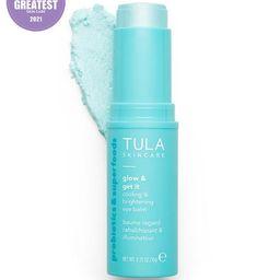 cooling & brightening eye balm   Tula Skincare