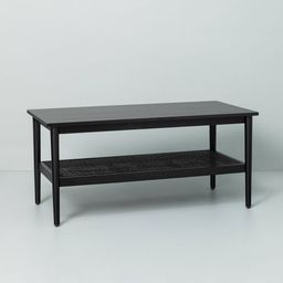 Wood & Cane Coffee Table - Hearth & Hand™ with Magnolia | Target